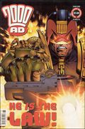 2000 AD (1977 IPC/Fleetway/Rebellion) UK 1268
