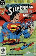 Superman (1987 2nd Series) 82B.U