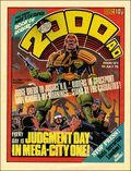 2000 AD (1977 IPC/Fleetway) UK 121