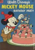 Dell Giant Mickey Mouse Birthday Party (1953) 1