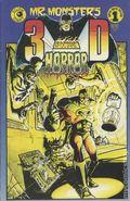 Mr. Monsters 3D Hi-Octane Horror (1986) 1