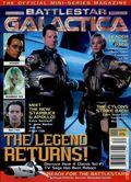 Battlestar Galactica Magazine (2003) 1A