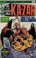 Ka-Zar (1974 2nd Series) 30 Cent Variant 15