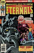 Eternals (1976) 30 Cent Variant 1