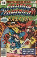 Captain America (1968 1st Series) 30 Cent Variant 199