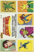 Marvel Super Heroes Secret Wars Spider-Mans Stamp Fun 0