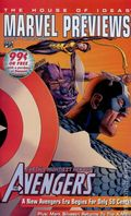 Marvel Previews (2003) 3