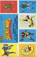 Marvel Super Heroes Secret Wars Stamp Fun (1984) 0
