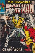 Iron Man (1968 1st Series) 7