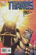 Thanos (2003 Marvel) 1DF.SIGNED