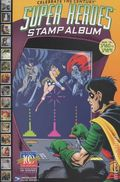 Super Heroes Stamp Album Celebrate the Century (1998) 9