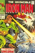 Iron Man (1968 1st Series) 4