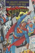 Greatest Superman Stories Ever Told HC (1987 DC) 1-1ST
