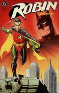 Robin A Hero Reborn TPB (1991 DC) 1-1ST