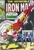 Iron Man (1968 1st Series) 10