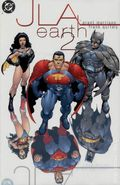 JLA Earth 2 HC (2000 DC) 1st Edition 1-1ST
