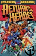 Return of the Heroes TPB (1999 Marvel's Finest) Heroes Reborn: The Return 1-1ST