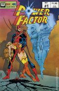 Power Factor (1987 Wonder Color/Pied Piper) 1