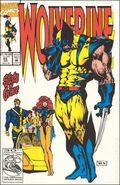 Wolverine (1988 1st Series) 65
