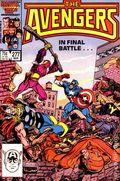 Avengers (1963 1st Series) 277