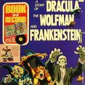 Dracula Wolfman Frankenstein Power Record BR508 508R