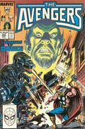 Avengers (1963 1st Series) 295