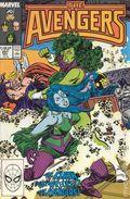 Avengers (1963 1st Series) 297