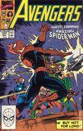 Avengers (1963 1st Series) 317