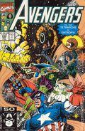 Avengers (1963 1st Series) 330