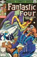 Fantastic Four (1961 1st Series) 221