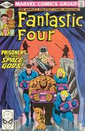 Fantastic Four (1961 1st Series) 224