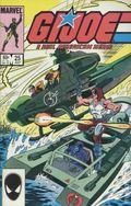GI Joe (1982 Marvel) 25