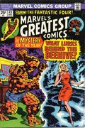 Marvel's Greatest Comics (1969) 49