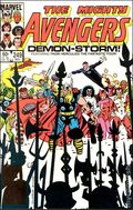 Avengers (1963 1st Series) 249