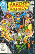Justice League of America (1960 1st Series) 217