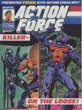 Action Force (UK 1987-1988 Marvel) Magazine 2