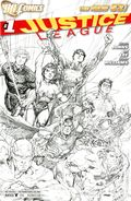Justice League (2011) 1K