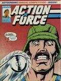 Action Force (UK 1987-1988 Marvel) Magazine 33