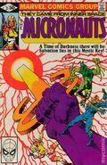 Micronauts (1979 1st Series) 31