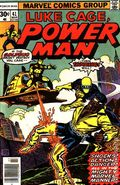 Power Man and Iron Fist (1972 Hero for Hire) 41