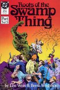 Roots of the Swamp Thing (1986) 3
