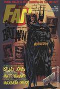 Overstreet's Fan (1995-1997 Gemstone Publishing) Magazine 2U