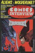 Comics Interview (1983) 84