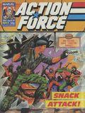 Action Force (UK 1987-1988 Marvel) Magazine 7