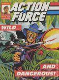 Action Force (UK 1987-1988 Marvel) Magazine 8