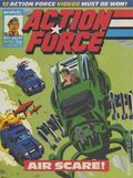 Action Force (1987 British G.I. Joe) Magazine 20