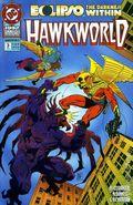 Hawkworld (1990) Annual 3