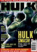 Hulk Movie Official Magazine (2003) 1B