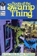 Roots of the Swamp Thing (1986) 4