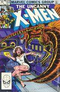 Uncanny X-Men (1963 1st Series) 163